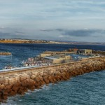 Vista Puerto Pesquero de Conil