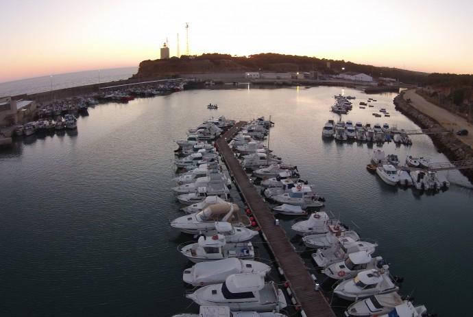 Atardecer Puerto Pesquero
